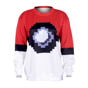 Bluza Pokeball